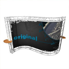 Gantry exhibition and show stand kits