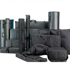 Exhibtion display bags & cases & graphic holders