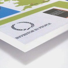 Foamex display boards & graphic display panels